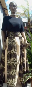 tan leopard skirt-2